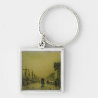 Liverpool Docks Customs House and Salthouse Docks, Key Ring