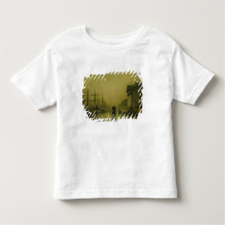 Liverpool Docks Customs House and Salthouse Docks, Toddler T-Shirt