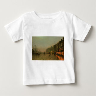 Liverpool from Wapping by John Atkinson Grimshaw Tshirt
