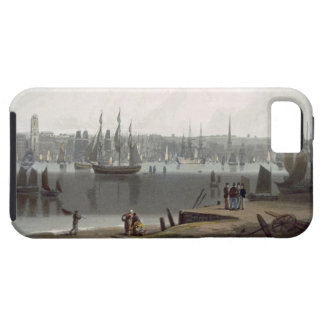 Liverpool, taken from the opposite side of the riv iPhone 5 cover