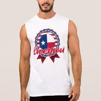 Liverpool, TX Sleeveless T-shirt