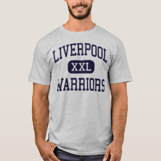 Liverpool - Warriors - High - Liverpool New York T-Shirt