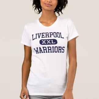 Liverpool - Warriors - High - Liverpool New York Tee Shirts