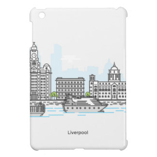 Liverpool Waterfront Cover For The iPad Mini