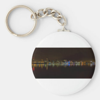 Liverpool Waterfront Key Ring