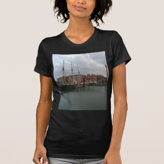 Liverpool's Albert Dock T Shirt