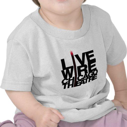 LiveWire Logo T-shirts