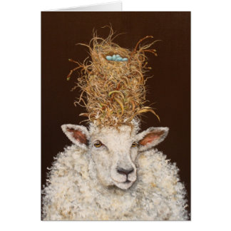 Livin' High on the Sheep card
