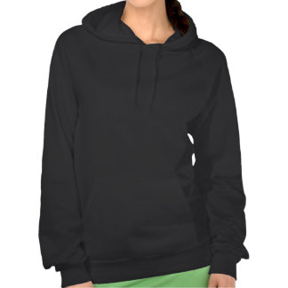 Livin' The Boss Lady Life Sparkle Hearts Hoodie