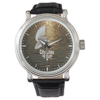 Living Water Accent Fashion Watch