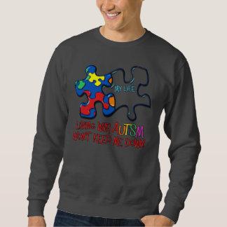 Living With Autism Sweatshirt