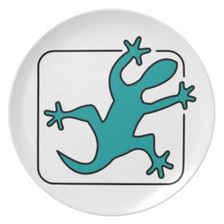 Lizard Plate