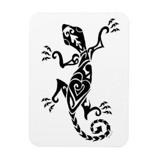 Lizard Tattoo/lizard pattern magnet