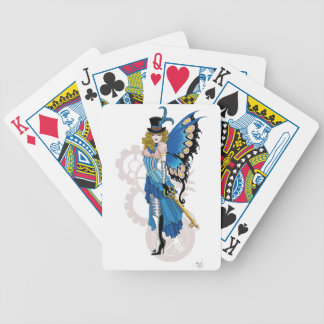Lizzie Bicycle Playing Cards