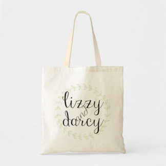 lizzy & darcy tote