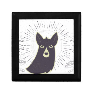 Llama Gift Box