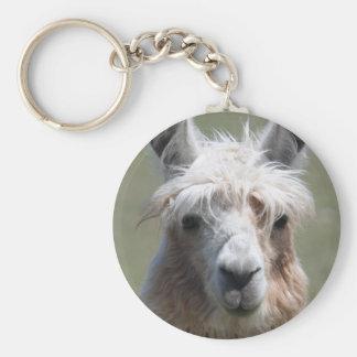 Llama Key Chains