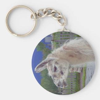 Llama Llama Keychains