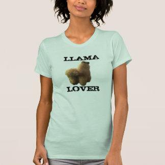 Llama lover t shirt