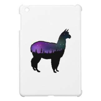 Llama Nights iPad Mini Cover