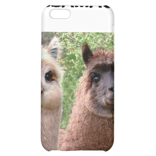 Llamas Iphone Case Cover For iPhone 5C