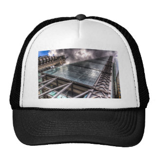 Lloyd s and the Cheese Grater Trucker Hats