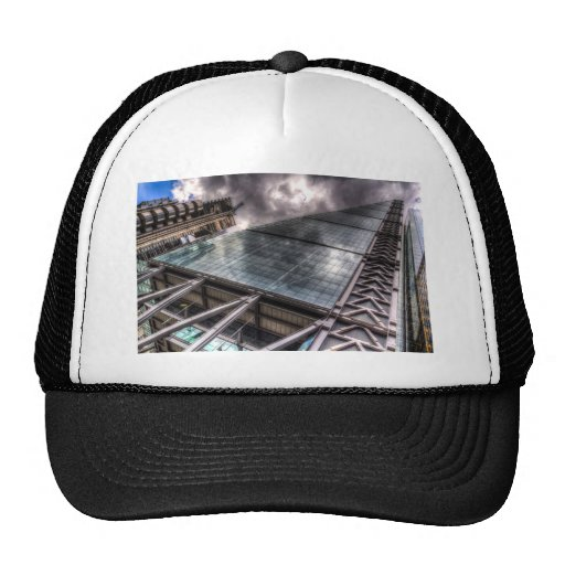 Lloyd's and the Cheese Grater Trucker Hats