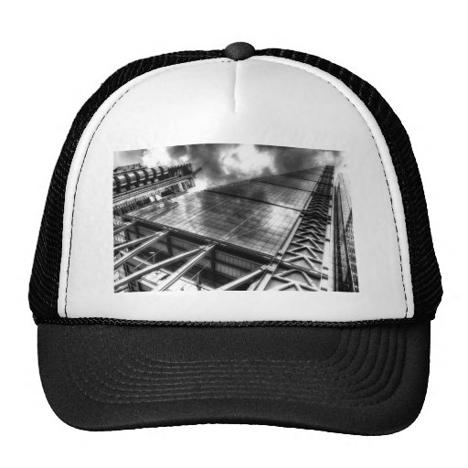 Lloyd's and the Cheese Grater Trucker Hat