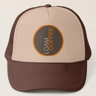 Loam Coffee Trucker Hat - brown