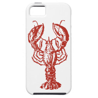Lobster Art, King of Seafood Gifts iPhone 5 Cases