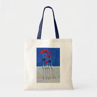 Lobster Buoys 1990s Tote Bag