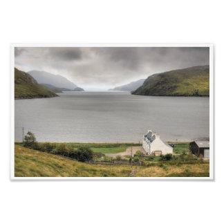 Loch Seaforth Art Photo