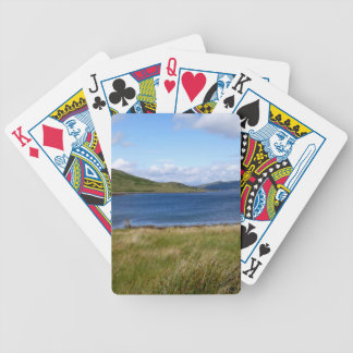 Loch Spelve, Scotland Bicycle Playing Cards