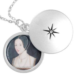 Locket with Anne Boleyn portrait