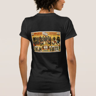 Lockhart Elephant Comedians Vintage Circus Act Shirt