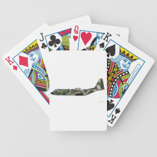 Lockheed C-130 Hercules Vietnam Bicycle Playing Cards
