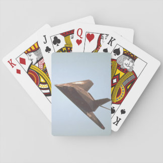 Lockheed F-117A Nighthawk_Aviation Photograph II Playing Cards