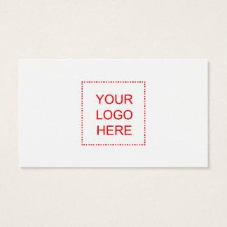 Logo business card template   Customize it!