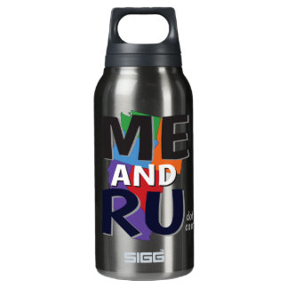 Logo Insulated Water Bottle