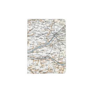 Loire Valley Passport Holder