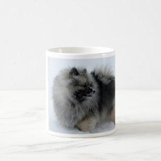 Lola in Winter Classic White 11 oz Mug