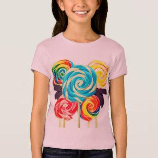 lollipops multicolor T-Shirt