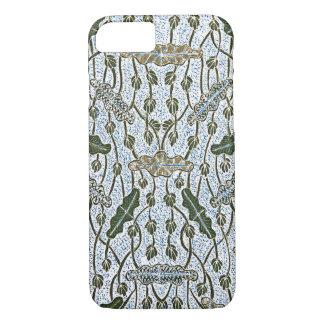 Lompongan Teratai Lotus Batik iPhone 8/7 Case