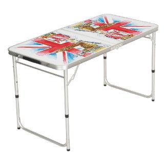 London Big Ben Picnic Table