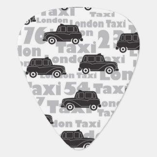 London Cab Plectrum