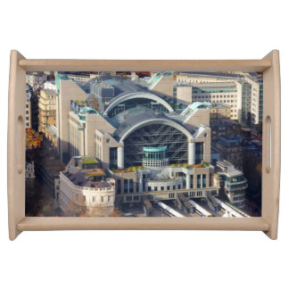London Canon Street Station Serving Tray