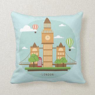 London Dreaming Cushion