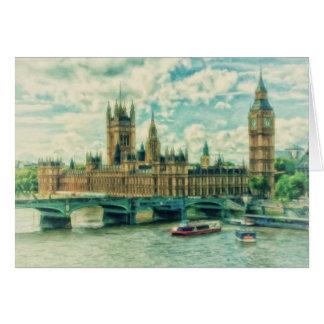 London England by Shawna Mac Card