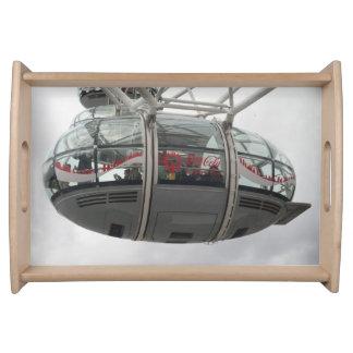 London Eye Cabin Serving Tray