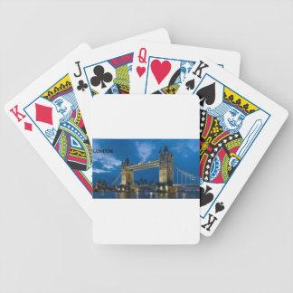 London--[kan.k].jpg Bicycle Playing Cards